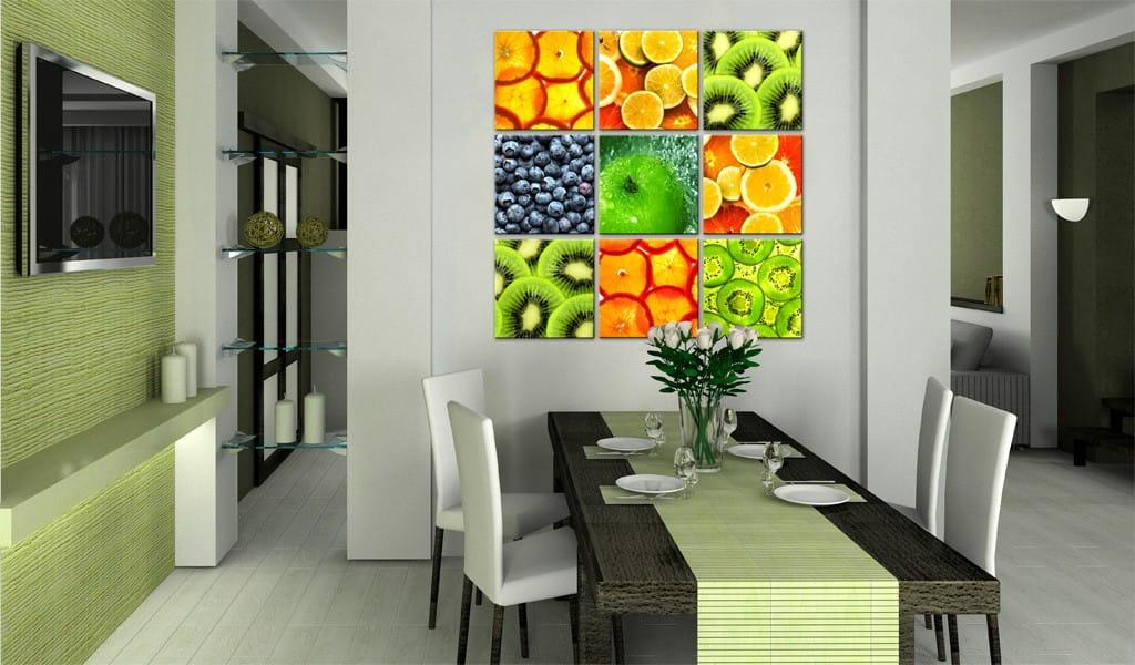 Esszimmer Wand Bilder