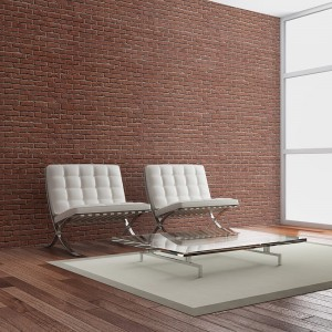 Fototapeta - Brick - simple design